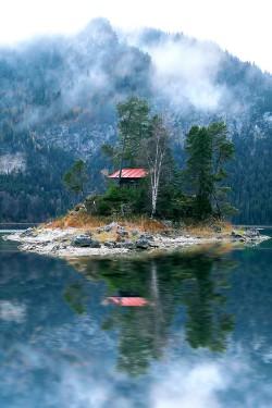 Landschaftsfotografie am Kochelsee