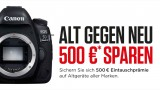 Canon EOS 5D Mark IV / Trade-IN-Aktion 500,- bis 30.04.2020