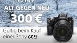 Sony A9 Trade-In Aktion