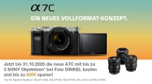 Foto DINKEL Website sony a7c